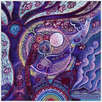 MaBuddha of Transformation by Mara Friedman www.newmoonvisions.com