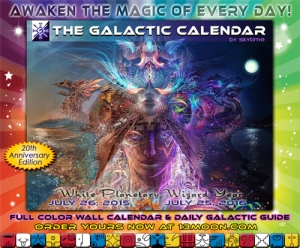 The Galactic Calendar by SkyTime